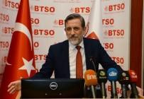 İBRAHIM BURKAY - TEKNOSAB'ın Temeli 2017'De Atılıyor