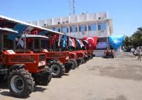 ÇALIŞMA BAKANLIĞI - TİKA'dan Somalili Çiftçilere Traktör Desteği