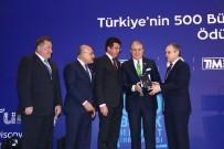 MUSTAFA AYDıN - TİM'den İAÜ'ye 'Eğitim Hizmetleri' Ödülü