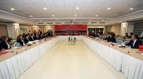 YENİ STRATEJİ - Türk Tasarım Dayanışma Konseyi Toplantısı