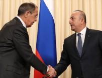 SURIYE DEVLET BAŞKANı - Türkiye ve Rusya anlaştı