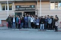 Üniversite Öğrencilerinin Emniyet Müdürlüğü Ziyareti