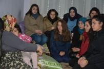 ÖLÜMLÜ - Uşak Ülkü Ocakları Medine'yi Ziyaret Etti