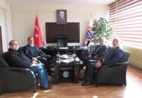 MEHMET CEYLAN - Vali Ceylan'dan Çorlu Sanayi Sitesi Yönetimine Ziyaret