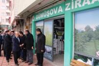 BİLİM SANAYİ VE TEKNOLOJİ BAKANI - Vali Gümüşova'yı İnceledi