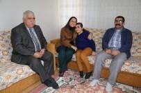 Aksaray Valisi'nin Eşinden Anlamlı Ziyaret