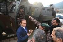 POLİS ARACI - Amasya Polisine 15 Yeni Araç