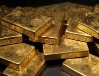 KAÇAK KAZI - Kaçak kazıda 20 ton külçe altın bulundu