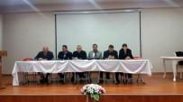 MUSTAFA SAVAŞ - Aydın AK Parti Kuyucak Ve Karacasu'da Muhtar Ve STK'larla Buluştu