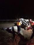 Balıkesir'de Trafik Kazası Açıklaması 1 Ölü