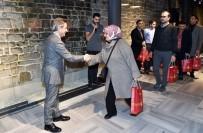 AHMET MISBAH DEMIRCAN - Başkan Ahmet Misbah Demircan Açıklaması 'Çalışanlarımızın Varlığıyla Ayaktayız'
