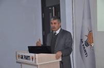 HAYVAN PAZARI - Başkan Aksoy, Projelerini Anlattı