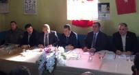 MUSTAFA ASLAN - Başkan Arslan, Vali Çelik'in Ziyaretini Değerlendirdi