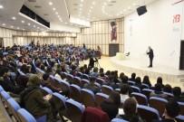Başkan Günaydın, Öğrencilere Yerel Yönetimi Anlattı