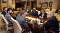 NECİP FAZIL KISAKÜREK - Başkan Karaosmanoğlu, İzmit Necip Fazıl Kısakürek İmam Hatip Anadolu Lisesi Yönetimini Ağırladı