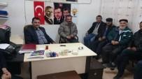 HıZLı TREN - Başkan Murat Arıburnu Açıklaması Dumlupınar'da Artık İmar Yasağı Yok