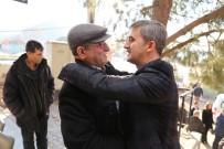 Başkan Şirin'den Akçapınar Sakinlerine Ziyaret