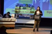 İBRAHİM ATEŞ - Biga'da Liseler Arası Münazara Yarışması