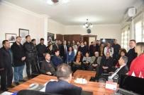 CHP'den Milas Belediye Başkanı Tokat'a Destek