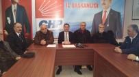 YOKSULLUK SINIRI - CHP Malatya İl Başkanlığı Bünyesinde Emek Bürosu Kuruldu