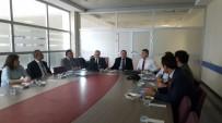 MUSTAFA DOĞAN - Çorlu, Çerkezköy Ve Saray Devlet Hastanelerinin 2015-2016 Faaliyetleri Değerlendirildi