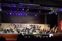 SENFONİ ORKESTRASI - Çukurova Devlet Senfoni Orkestrası 2017'Yi 'Birlik Ve Kardeşlik Konseri' İle Karşıladı