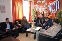 CEMAL ŞAHIN - Didim Belediyespor Yönetiminde Kan Değişikliği