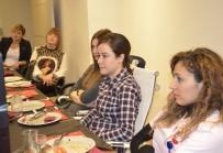 ÖFKE KONTROLÜ - Ege Ontoloji'ye Sağlık Haberciliği Eğitimi