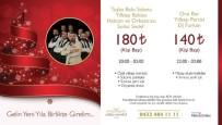 YILBAŞI PARTİSİ - Elite World Hotel'den Muhteşem Yılbaşı Programı