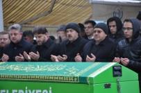 FAHRETTİN POYRAZ - Epilepsi Hastası Büşra'nın Cenazesi Gözyaşları Arasında Toprağa Verildi