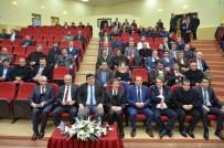 Erzincan'da Tarıma Dayalı OSB Toplantısı Yapıldı