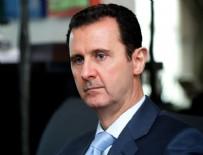 BEŞAR ESAD - Esad'dan flaş karar