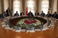 MURAT ZORLUOĞLU - Fırat Kalkınma Ajansı'nın Değerlendirme Toplantısı Elazığ'da Yapıldı