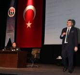 SAVUNMA SANAYİ - GAÜN'de 'Anayurt Ve Siber Güvenlik Hukuku' Konferansı
