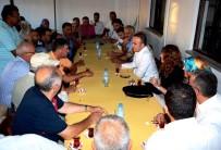 BÜLENT TURAN - Gökçeada'ya Yatırımlar Sürüyor
