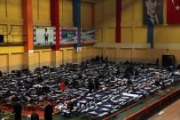 KADIR TOPBAŞ - İBB Evsiz Vatandaşları Spor Salonunda Topladı