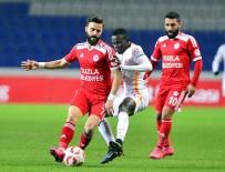 ALPER ULUSOY - İlk Yarı Galatasaray'ın