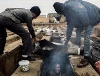 KANADA - İran'da yoksullar mezarlıkta yaşıyor
