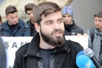 İSTANBUL TEKNIK ÜNIVERSITESI - İTÜ'de Öğrencilerden 'Noel' Karşıtı Eylem