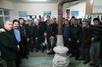 KÜMBET - Karacan, Ziyaretlerine Hız Kesmeden Devam Ediyor