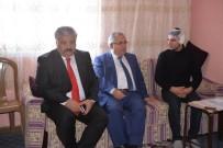 MEHMED ALI SARAOĞLU - Kayseri Gazisine 'Geçmiş Olsun' Ziyareti