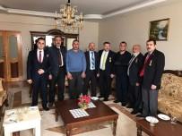 MURAT ÖZTÜRK - Kayseri Gazisine Ziyaret
