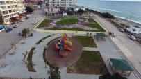 KOCAHASANLı - Kocahasanlı Sahil Projesi Tamamlandı