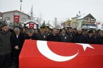 EMEKLİ UZMAN ÇAVUŞ - Konyalı Şehit Astsubay Son Yolculuğuna Uğurlandı