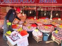 BALIK FİYATLARI - Marmara'da Fırtına Sonrası Balık Bereketi...(ÖZEL HABER)