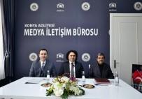 KALAFAT - Medova Hastanesi İle Konya Adliyesi Arasında Sağlık Protokolü İmzalandı