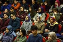 TÜRKIYE YAZARLAR BIRLIĞI - Mehmet Akif'in Torunu Argon Açıklaması 'Kurtuluş Savaşı'nda Dedemle Anadolu'yu Gezmeyi İsterdim'