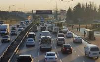 BURSAGAZ - Mollaarap Ve Dikkaldırım'da Trafik Düzenlemesi