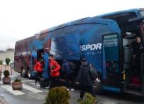 ALI YıLMAZ - Moralsiz Trabzonspor Denizli'ye Gitti