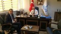 ŞAFAK BAŞA - Muratlı Belediye Başkanından Genel Müdür Başa'ya Ziyaret